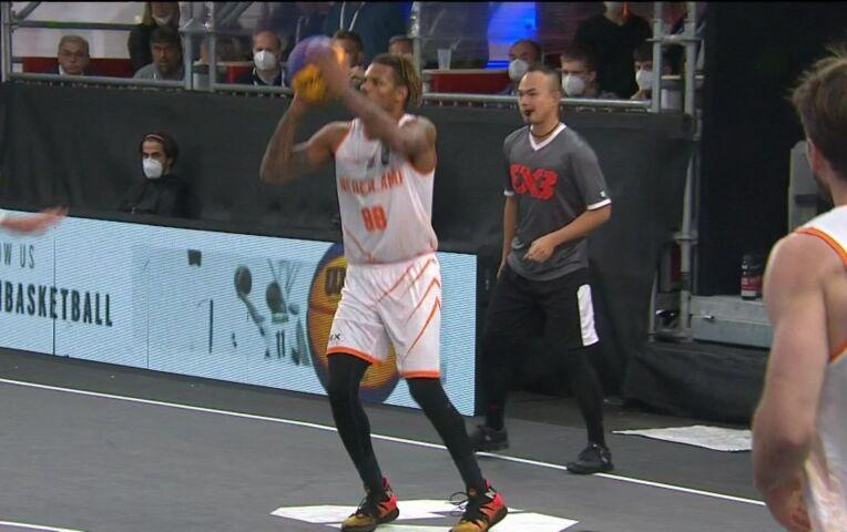 OKT 3x3 Basketbal Mannen: Nederland na zege op Frankrijk naar Olympische Spelen