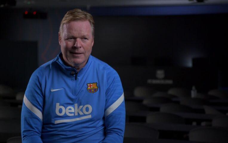El Sierd in gesprek met Ronald Koeman: 'Bij Real Madrid is schoonheid minder belangrijk'