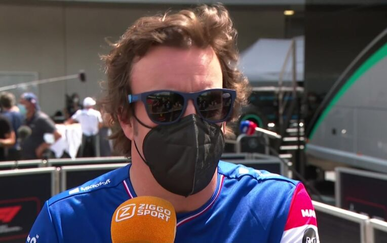 Interview Alonso