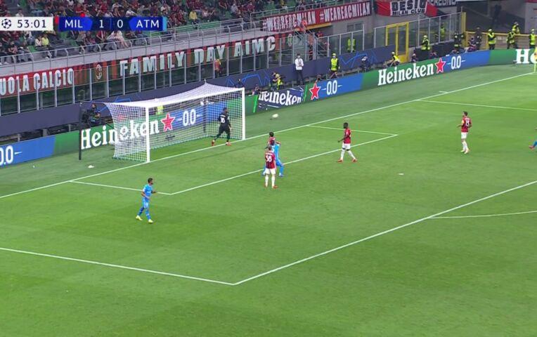 AC Milan - Atletico Madrid (Highlight)