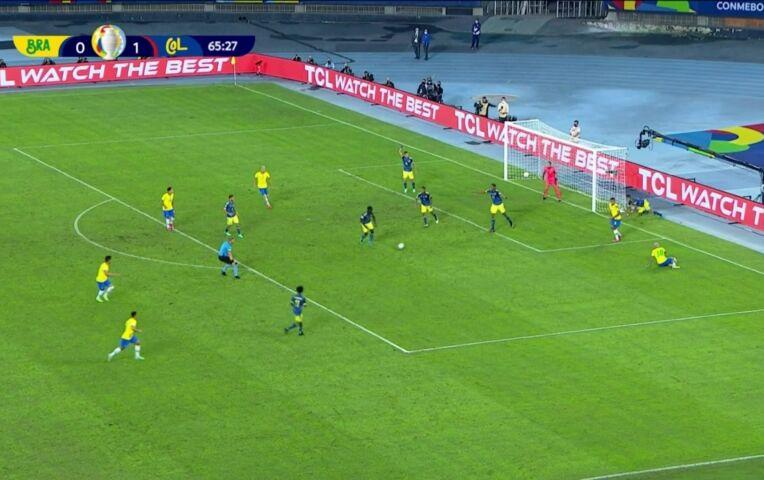 Copa America: Brazilië - Colombia