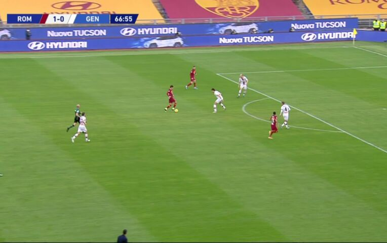 AS Roma - Genoa